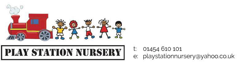 Playstation Nursery – Nursery provision for the ages 0-5